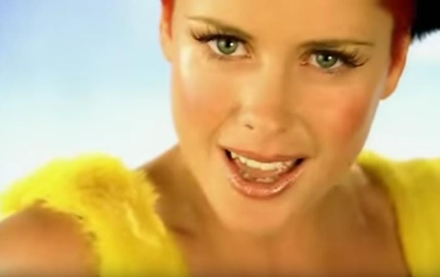 Лене Нюстрём в молодости. Фото Скриншот Youtube