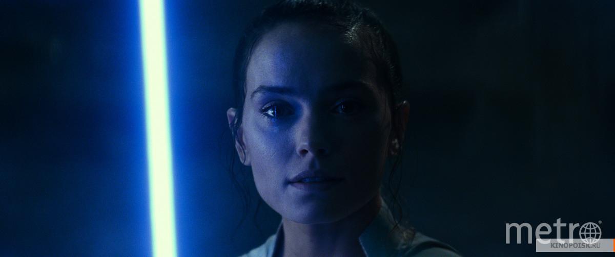 """Кадр из фильма """"Звездные Войны: Скайуокер. Восход"""". Фото """"WDSSPR"""""""