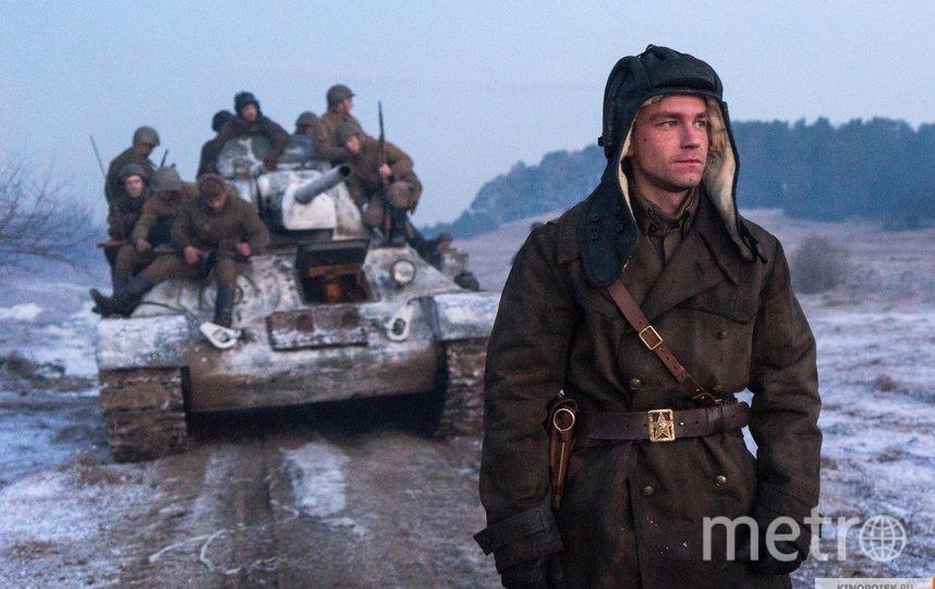 "Кадр из фильма ""Т-34"". Фото Централ Партнершип"