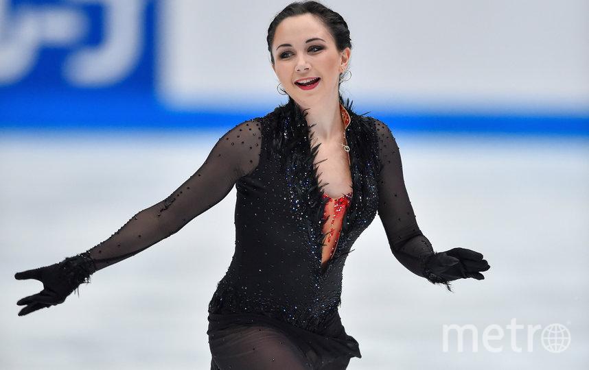 Елизавета Туктамышева. Фото Getty