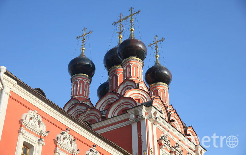 В районе Таганки много церквей. Фото Василий Кузьмичёнок