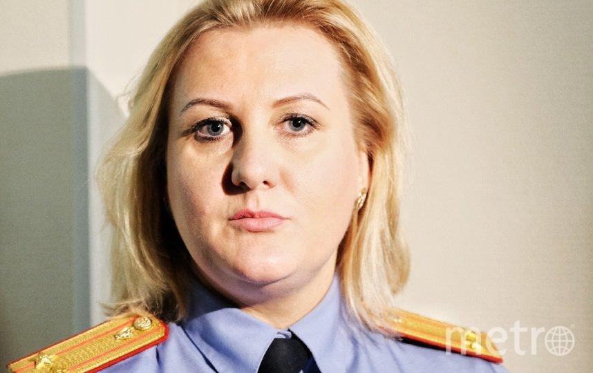 "Юлия Матолыгина. Фото Алена Бобрович, ""Metro"""