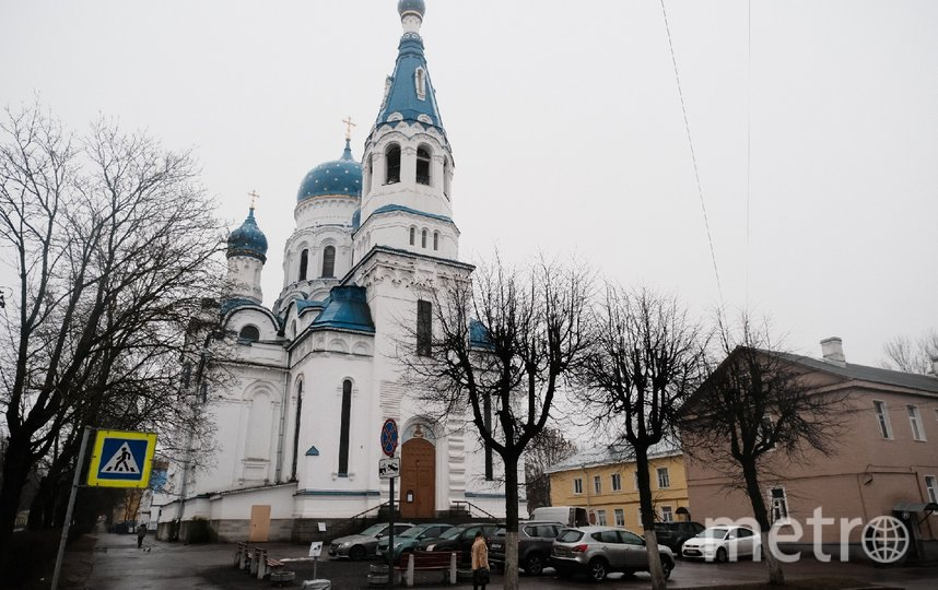 "Храм, в который ходила семья. Фото Алена Бобрович, ""Metro"""