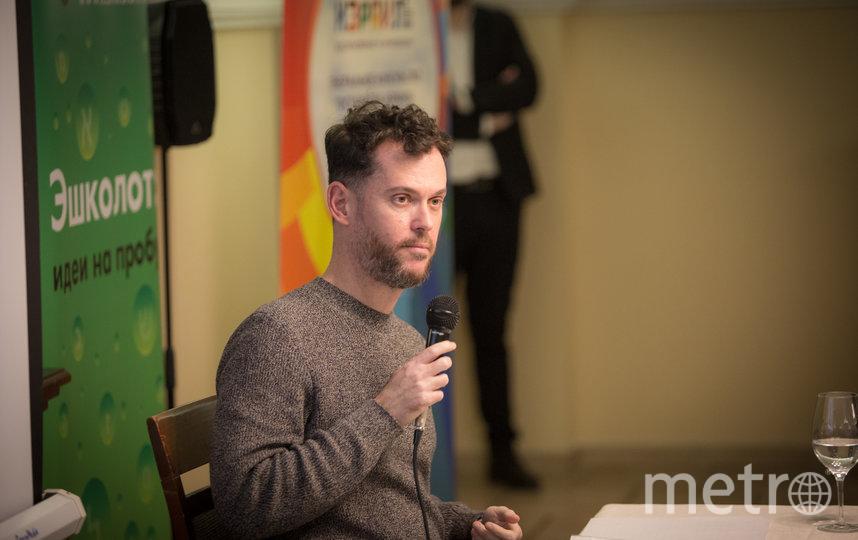 Офер Варди - основатель и шеф-редактор главного израильского кулинарного издательства LunchBox Press.