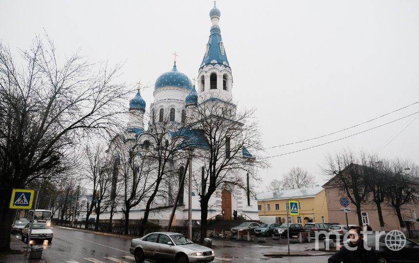 """Храм в Гатчине. Фото Алена Бобрович, """"Metro"""""""