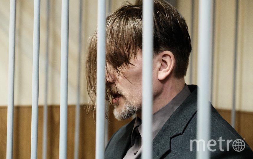 "Подозреваемый Андрей Бовт. Фото Алена Бобрович, ""Metro"""