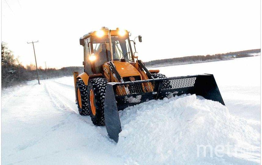 Артур из Оренбурга прислал подтверждение своих слов: в его городе снега в избытке. Фото предоставлено героем публикации