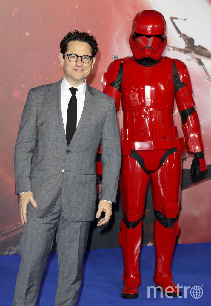 """Европейская премьера """"Звездных войн"""" в Лондоне. Джей Джей Абрамс. Фото Getty"""