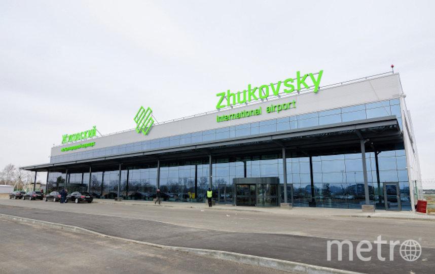 Аэропорт Жуковский, архив. Фото РИА Новости