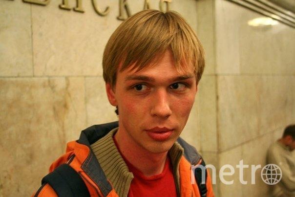 Иван Голунов. Фото страничка Ивана Голунова в Facebook