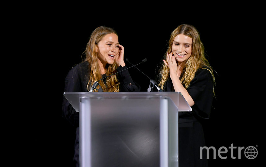 Сестры Олсен сейчас. 2018 и 2019 годы. Фото Getty