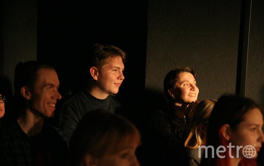Зрители полностью вовлечены в процесс. Фото Ксения Марамзина