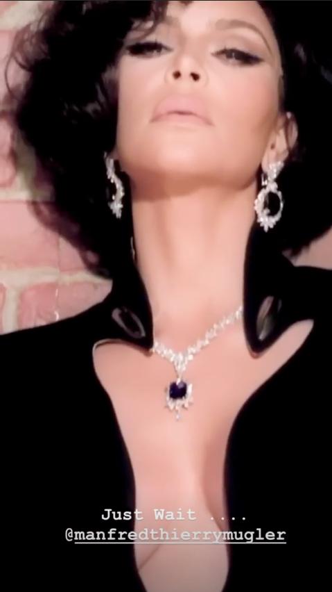 Ким Кардашьян. Фото скриншот instagram.com/kimkardashian/?hl=ru.