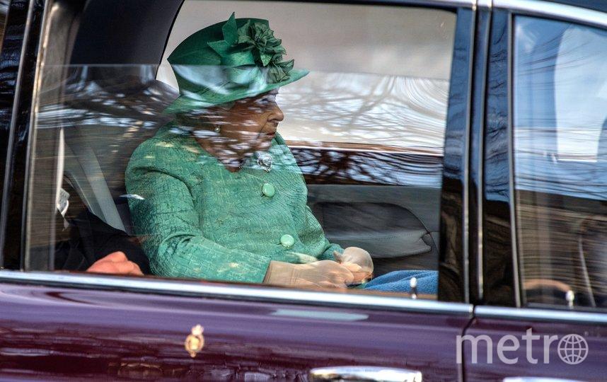 Елизавета II обратилась к парламентариям. Фото AFP