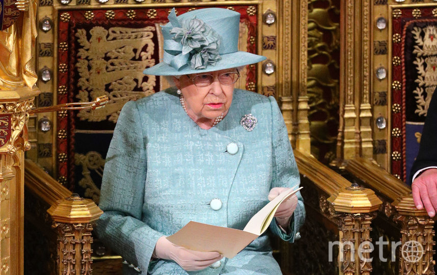 Традиционно речь для монарха готовит кабинет министров. Фото Getty