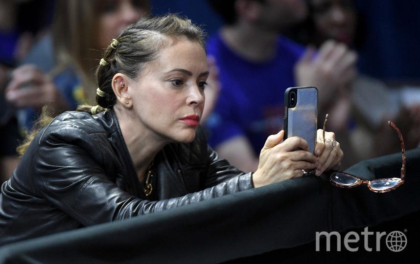 Алисса Милано. Фото Getty