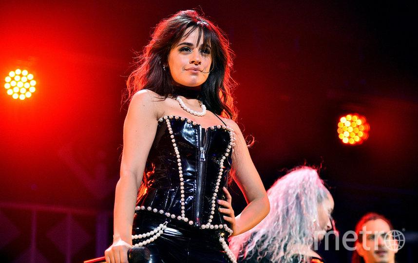 Камила Кабелло. Фото Getty