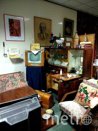 """Создатель музея надеется, что коллекцию удастся сохранить полностью. Фото vk.com/muzeyussr, """"Metro"""""""