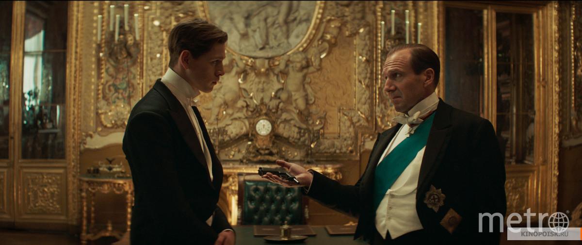 "Кадр из фильма ""King's Man: Начало"". Фото kinopoisk.ru"