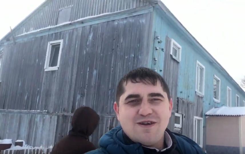 Илья Верясов приехал к Валентине Владимировне – так выглядит дом, где она живёт. Фото Скриншот Youtube/watch?v=4nYlPWyZ5HI&t=27s