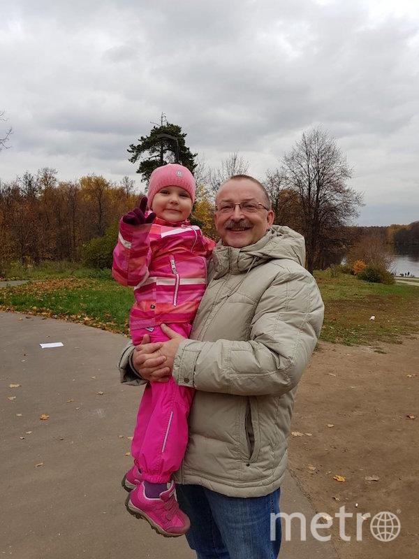 """""""Я тебе не дедушка, я – папа"""". Фото Евгений Свистунов (59 лет), """"Metro"""""""