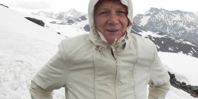 """Я тебе не бабушка, я - альпинист""."