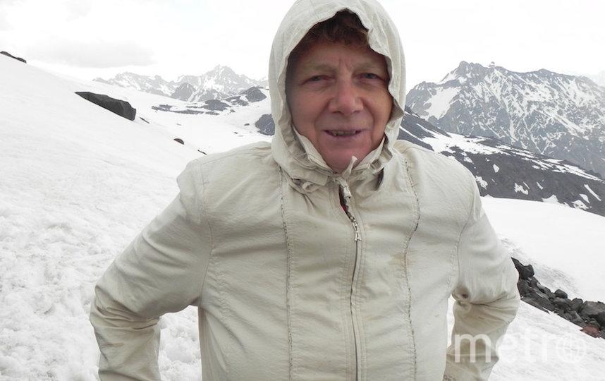 """""""Я тебе не бабушка, я - альпинист"""". Фото Валентина Парамохина (68 лет), """"Metro"""""""