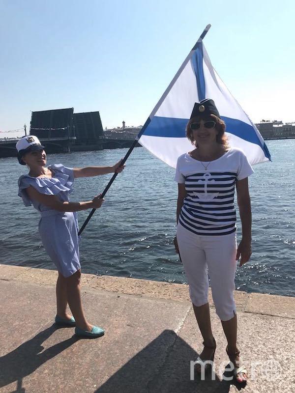 """""""Я тебе не бабушка, я – моряк!"""". Фото Минаева Марина (59 лет), """"Metro"""""""