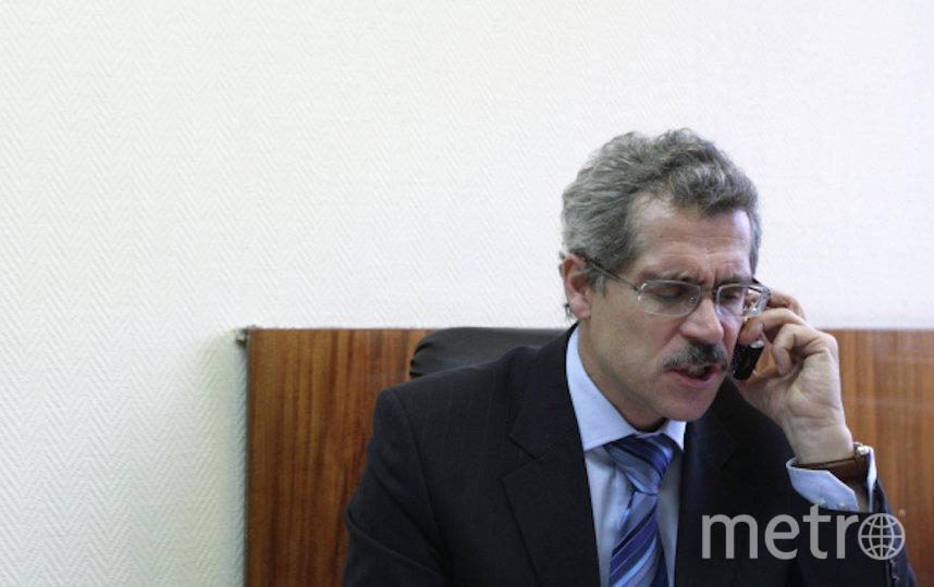 Григорий Родченков. Фото РИА Новости