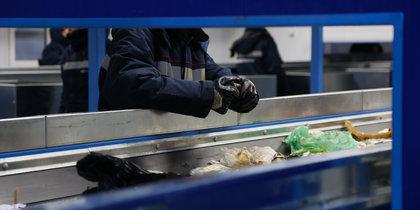 В пятницу в Егорьевске открылся большой комплекс для переработки отходов