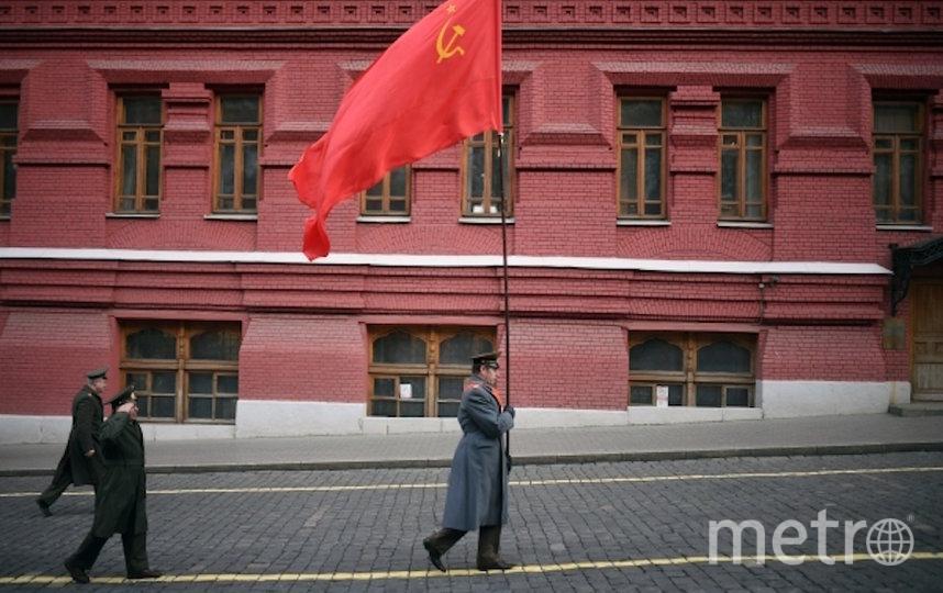 События на Красной площади. Фото РИА Новости