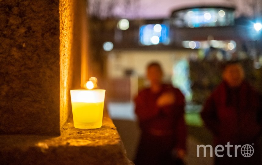 """В петербургском дацане отпраздновали калмыцкий Новый год. Фото Алена Бобрович, """"Metro"""""""