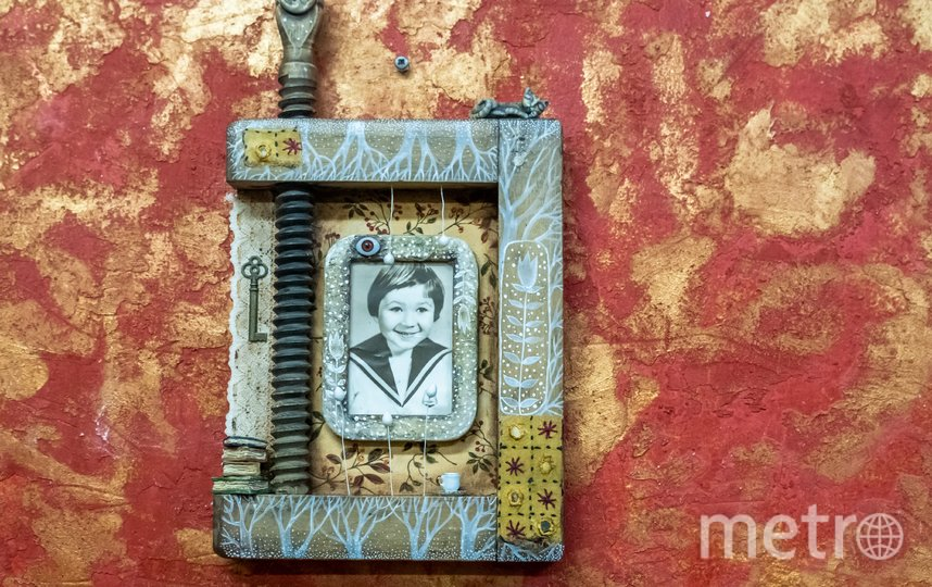 """Выставку «Дом снов» художница готовила в течение года. Фото Алена Бобрович, """"Metro"""""""