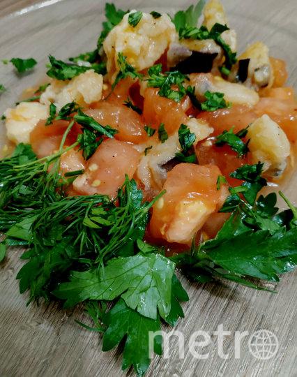 """Готовый салат можно приправить кинзой или петрушкой - все на ваш вкус. Фото Наталья Сидоровская, """"Metro"""""""