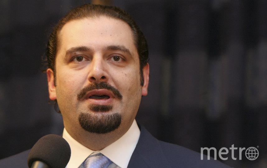 Саад Харири. Фото Getty