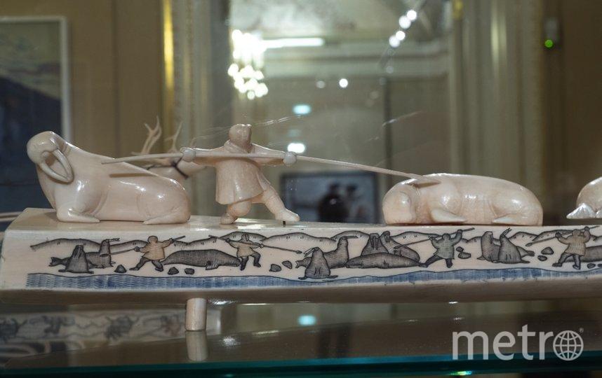 """На ней представлено около 100 произведений из коллекции Русского музея. Фото Святослав Акимов, """"Metro"""""""