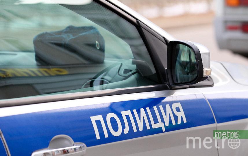 Полиция задержала женщину. Фото Василий Кузьмичёнок