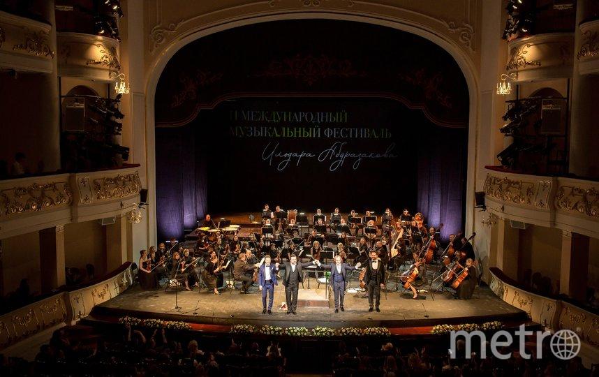 Стали известны даты III фестиваля Ильдара Абдразакова. Фото Предоставлено организаторами