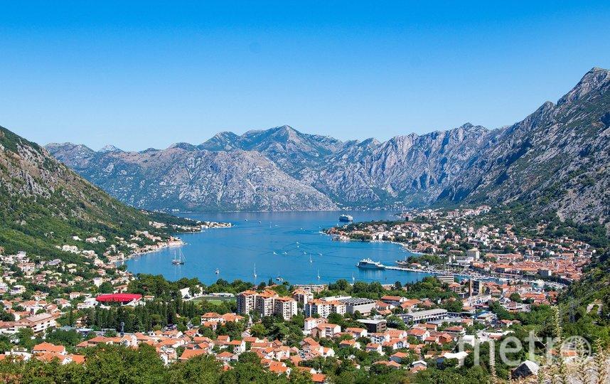 Черногория. Фото Pixabay