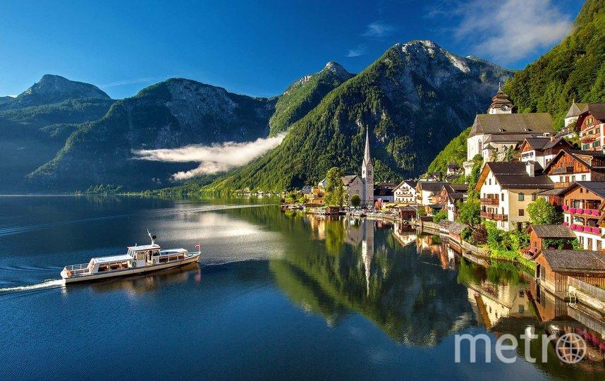 Австрия. Фото Pixabay