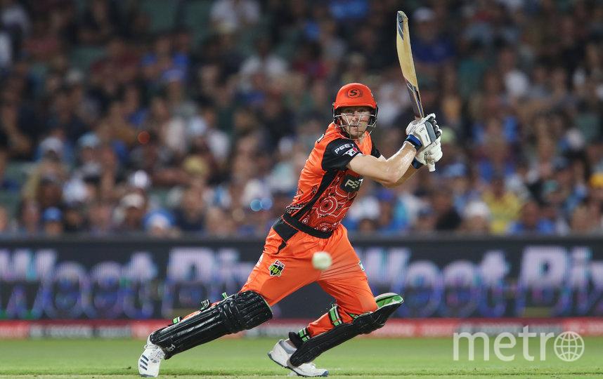Министерство спорта предложило признать крикет видом спорта. Фото Getty