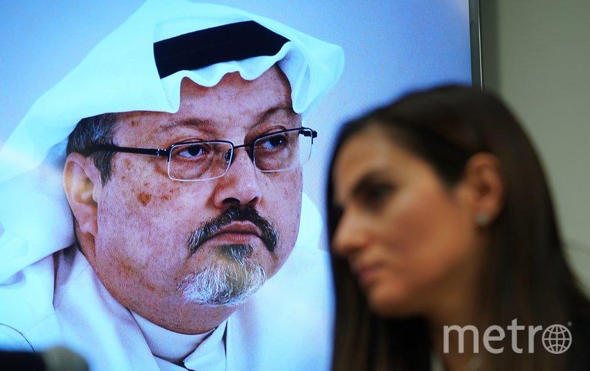 В Саудовской Аравии вынесли приговор восьми причастным к жестокому убийству журналиста Джамаля Хашкаджи. Фото AFP