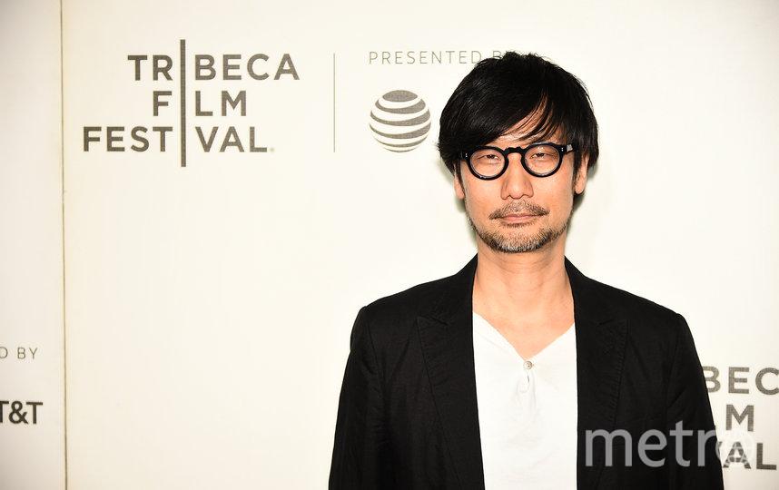 Хидэо Кодзима. Фото Getty