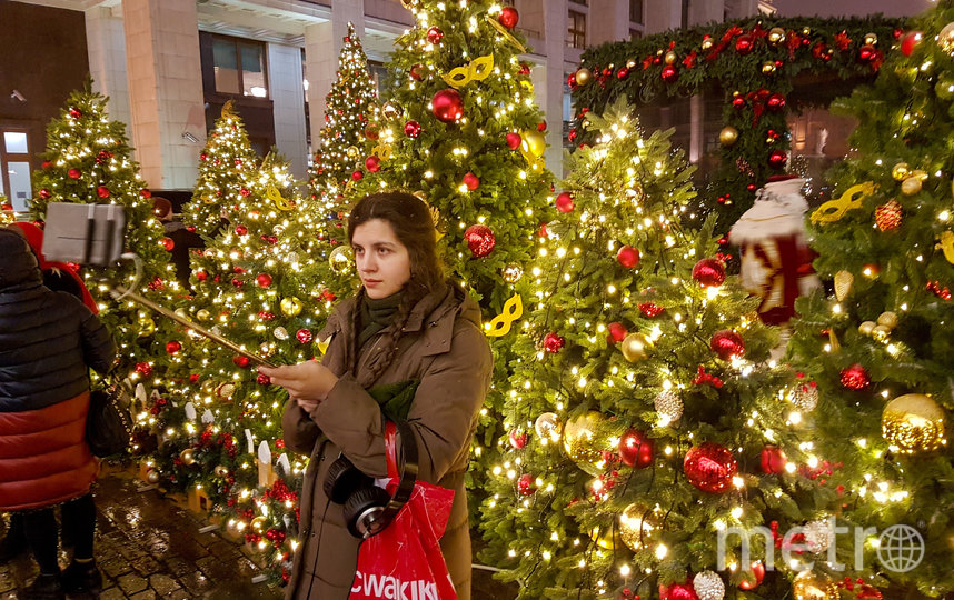 Бесплатные праздники для детей и их родителей пройдут с 26 по 29 декабря в парках Москвы. Фото Василий Кузьмичёнок
