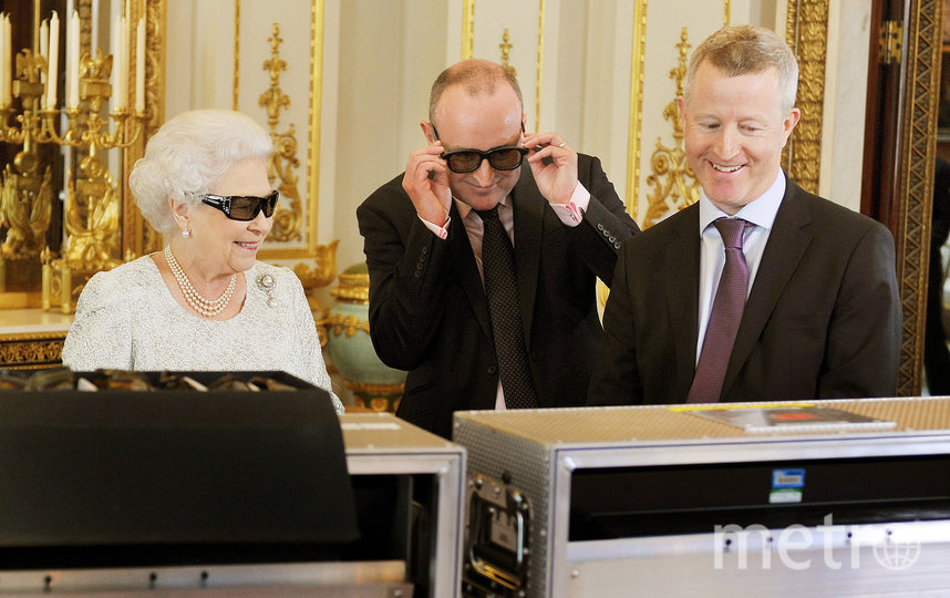 Елизавета II, 2012 год. Фото Getty