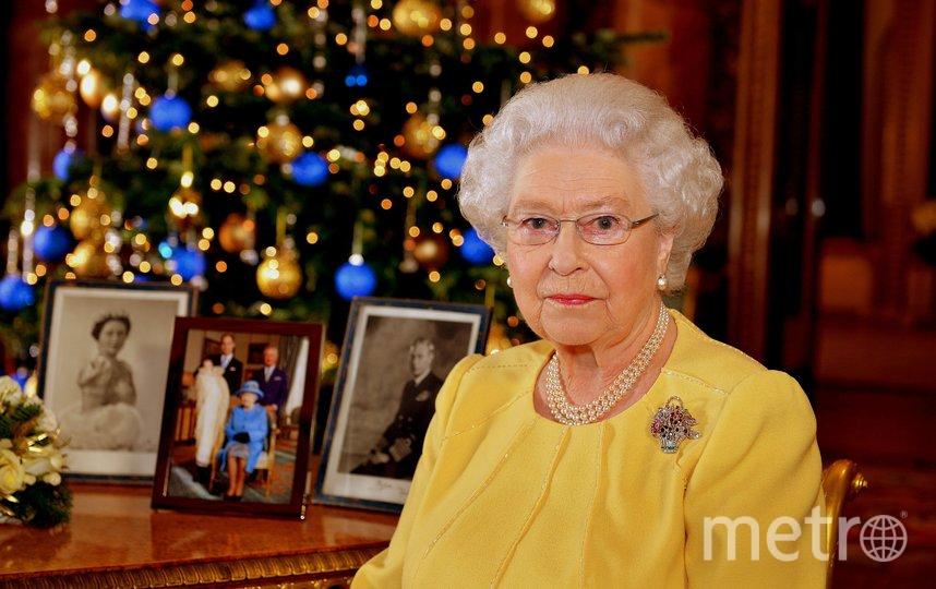 Елизавета II, 2013 год. Фото Getty