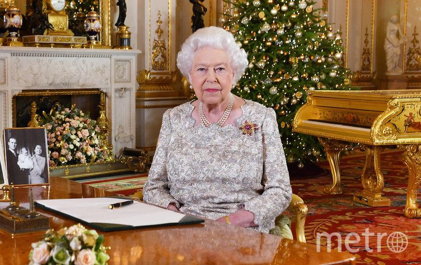Елизавета II, 2018 год. Фото Getty