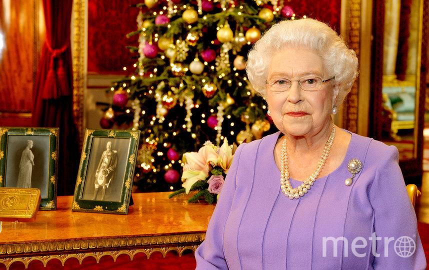 Елизавета II, 2014 год. Фото Getty