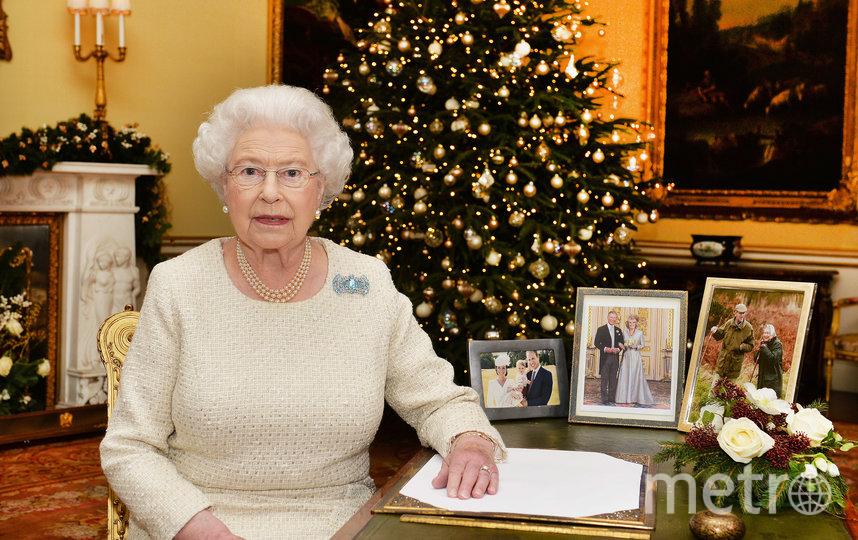 Елизавета II, 2015. Фото Getty