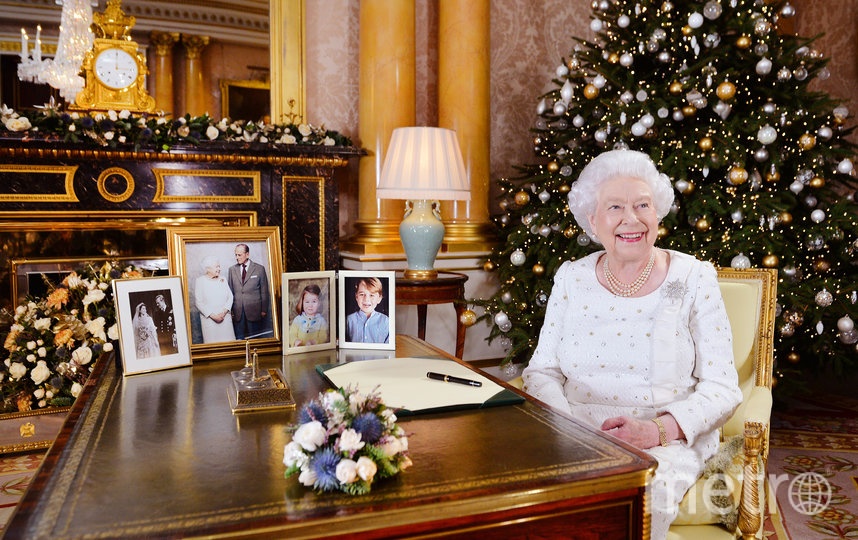 Елизавета II, 2017 год. Фото Getty